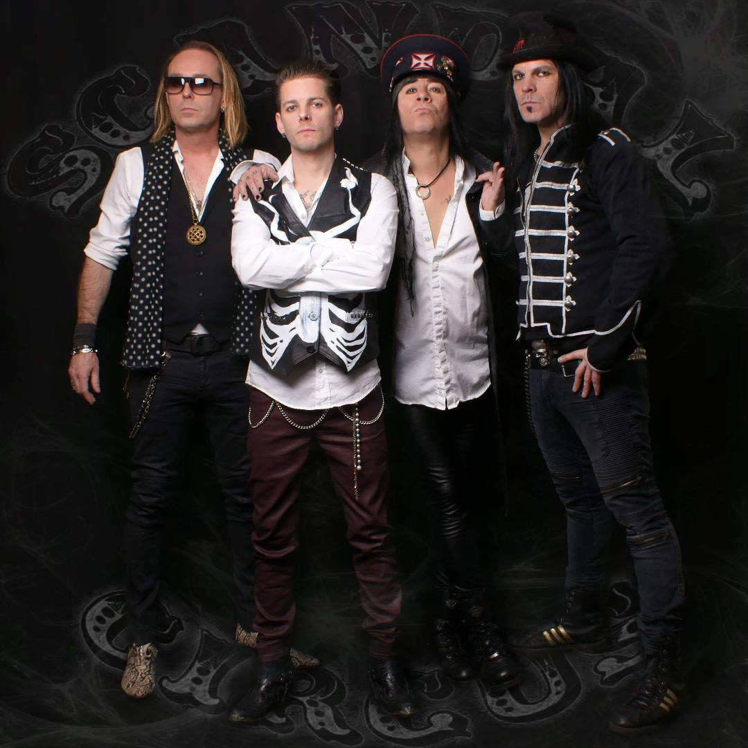 Scandal Circus|scandal-circus|Scandal Circus is a powerful Hard Rock/Sleaze band from Helsingborg, Sweden.