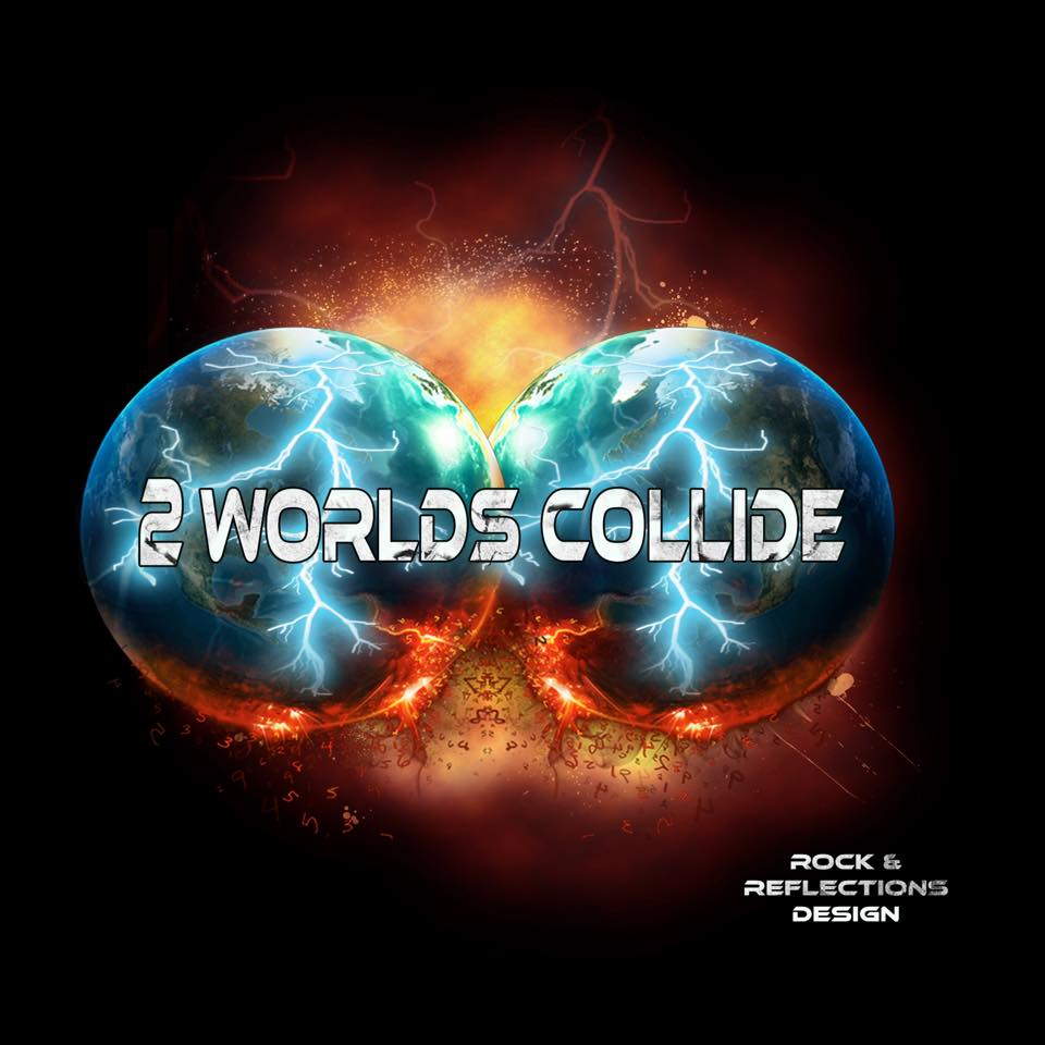 2 Worlds Collide|2-worlds-collide|2 WORLDS COLLIDE is a thrilling landscape of a multitude of musical genres.