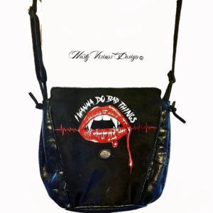 I Wanna do Bad things Bag