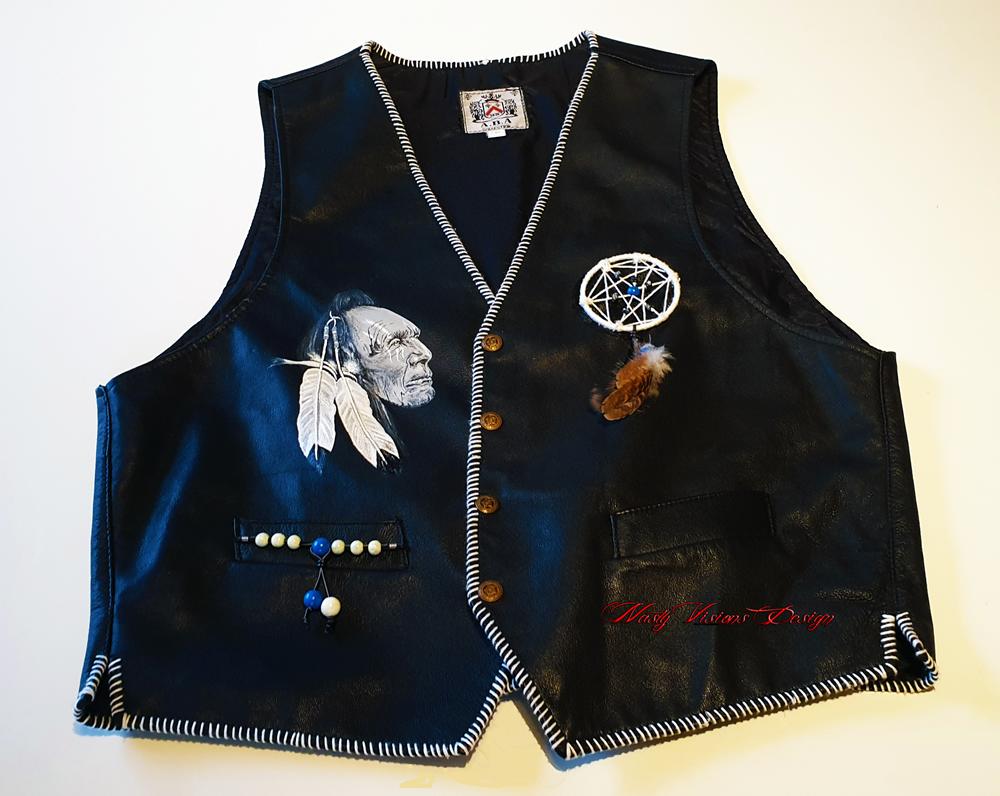 Waistcoat- Indian
