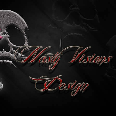 Nasty Visions Design|nasty-visions-design|BORN WITH STYLE - NASTY VISIONS DESIGN is the epitome of unique style.