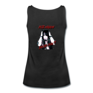 Pete Maroni - Tank top with profile - Front