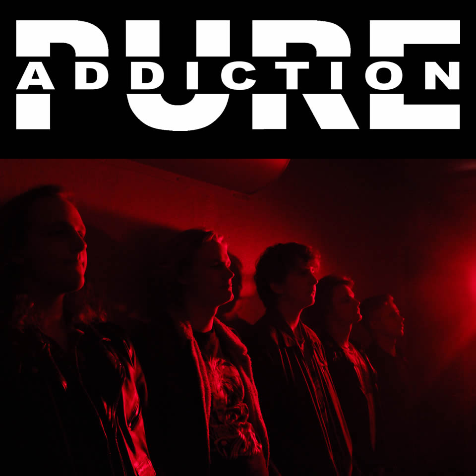 Pure Addiction|pure-addiction|Pure Addiction is full of energy and plays real good hard rock!